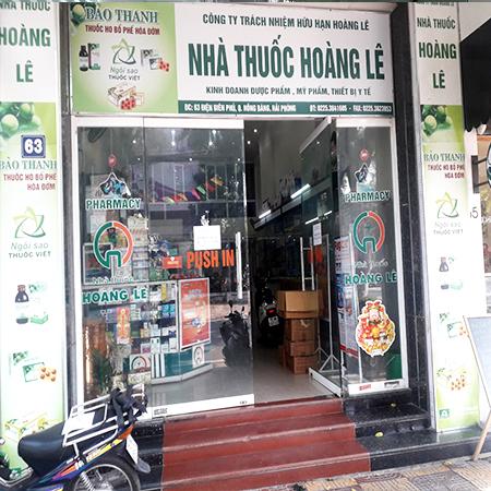 Nhà thuốc Hoàng Lê