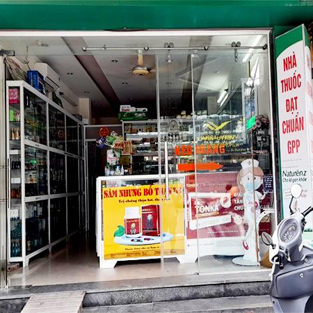 Nhà thuốc Hương Lê