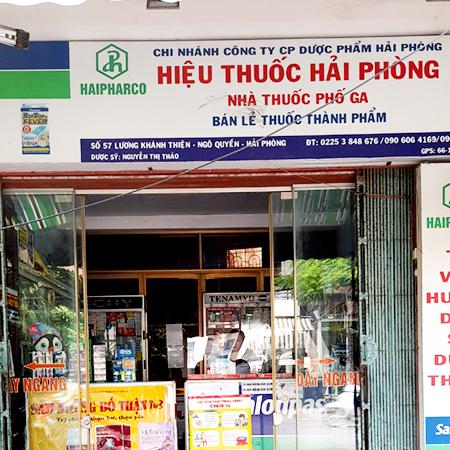 Nhà thuốc Phố Ga