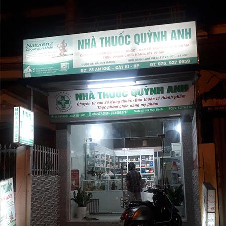 Nhà thuốc Quỳnh Anh