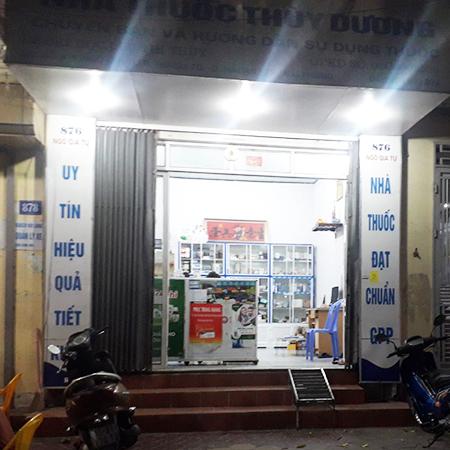 Nhà thuốc Thùy Dương