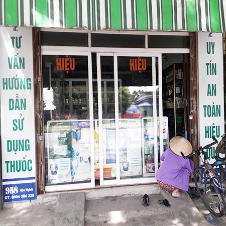 Quầy thuốc Phạm Văn Đô