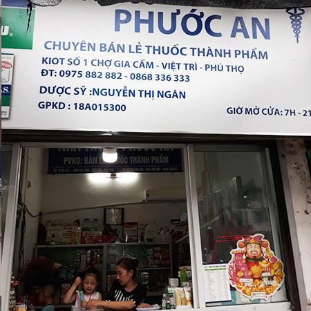 Nhà thuốc Phước An