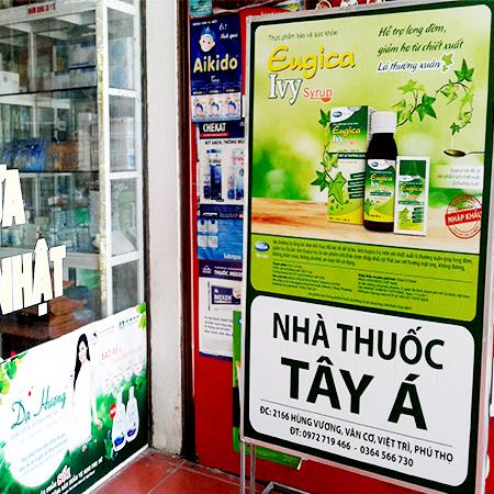 Nhà thuốc Tây Á