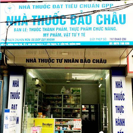 Nhà thuốc Bảo Châu