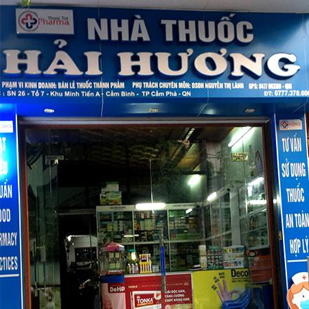 Nhà thuốc Hải Hương