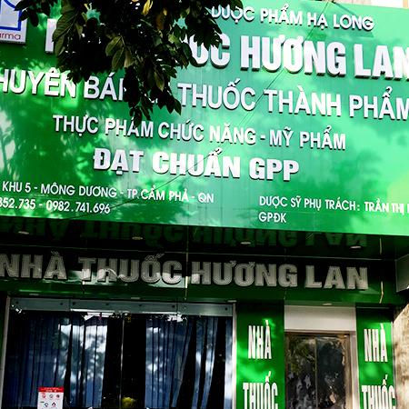 Nhà thuốc Hương Lan