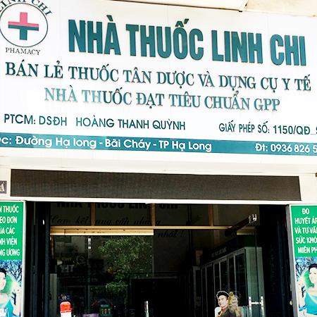 Nhà thuốc Linh Chi