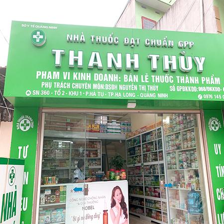 Nhà thuốc Thanh Thùy