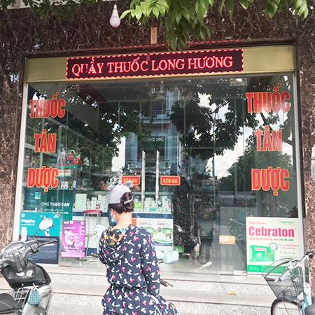 Quầy thuốc Long Hương
