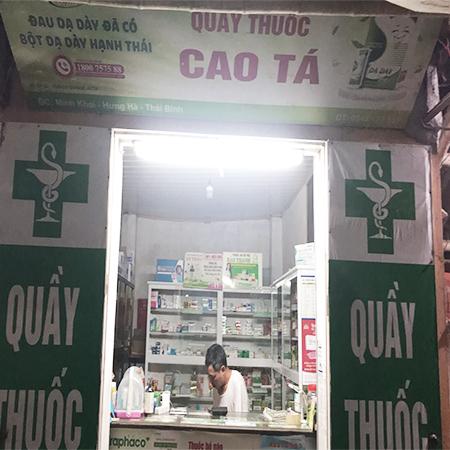Quầy thuốc Cao Tá
