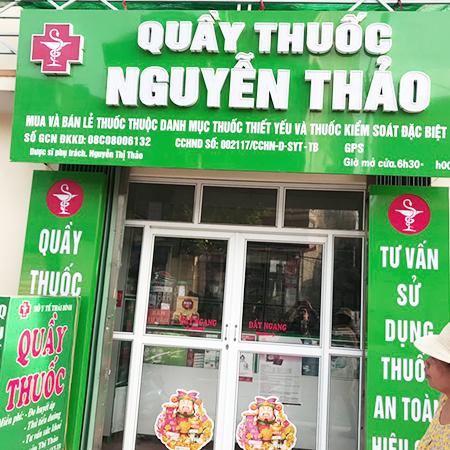 Quầy thuốc Nguyễn Thảo
