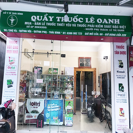 Quầy thuốc Lê Oanh