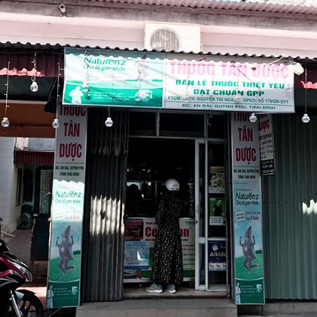 Quầy thuốc Nguyễn Thị Ngàn
