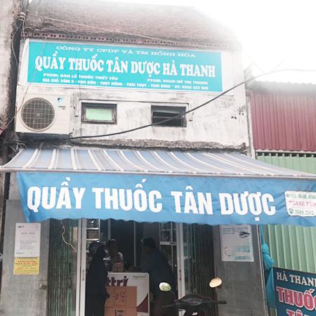 Quầy thuốc Hà Thanh