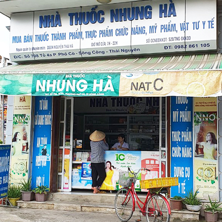 Nhà thuốc Nhung Hà