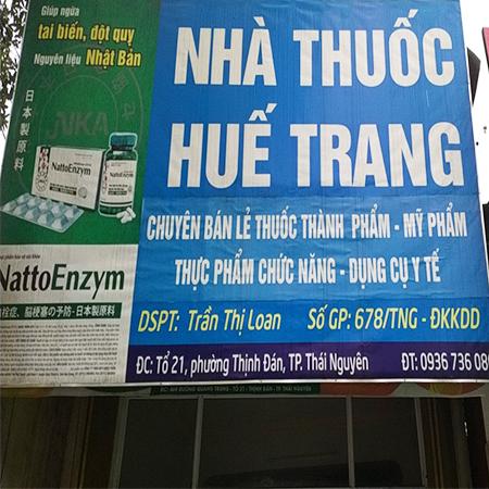 Nhà thuốc Huế Trang