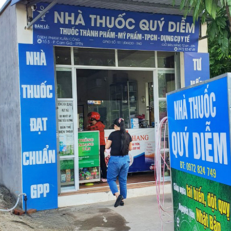 Nhà thuốc Quý Diễm