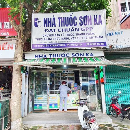 Nhà thuốc Sơn Ka