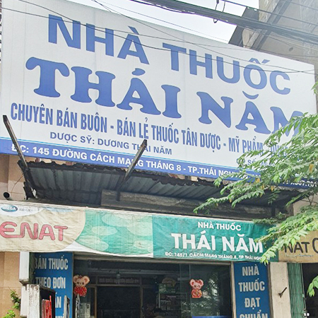 Nhà thuốc Thái Năm