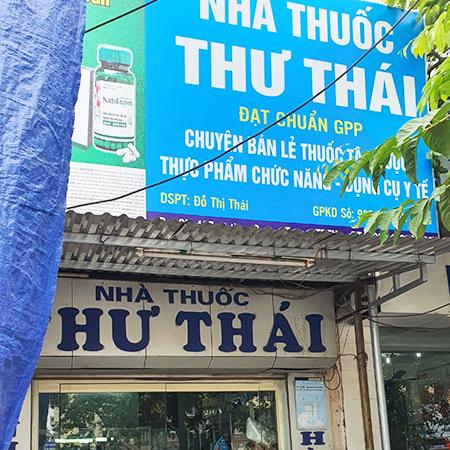 Nhà thuốc Thư Thái