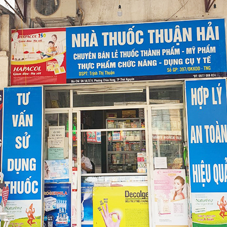 Nhà thuốc Thuận Hải