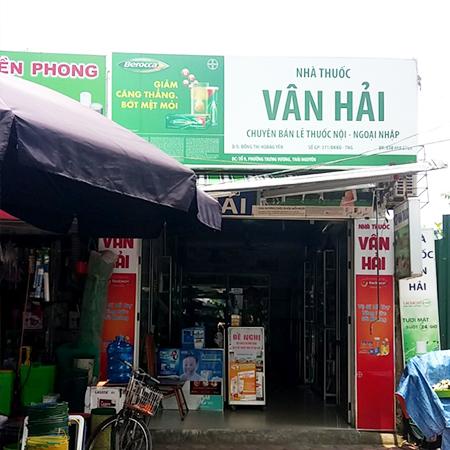 Nhà thuốc Vân Hải