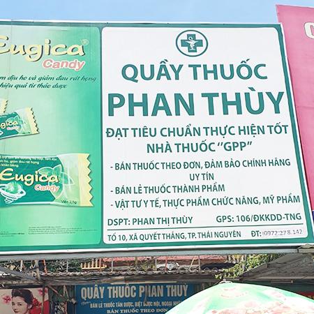 Quầy thuốc Phan Thùy
