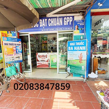 Nhà thuốc Ba Hạnh