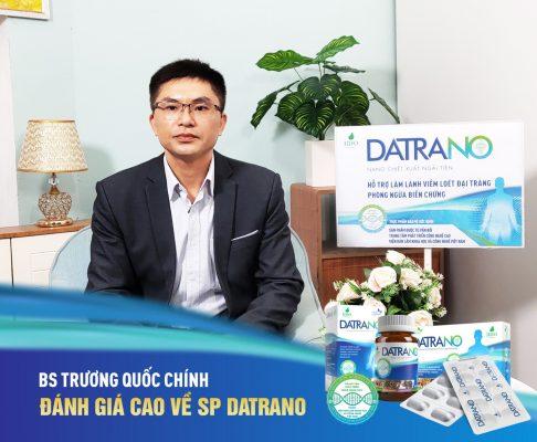 Sản phẩm được bác sĩ Trương Quốc Chính đánh giá cao