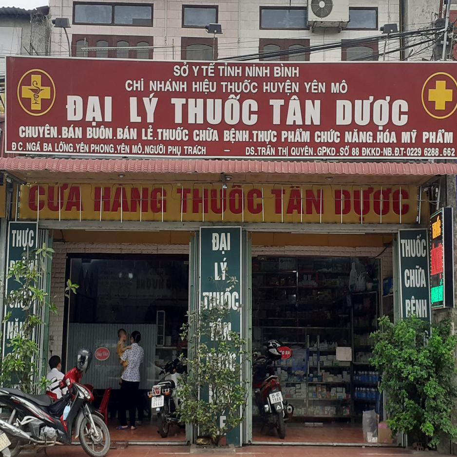Quầy thuốc Quang Bẩy