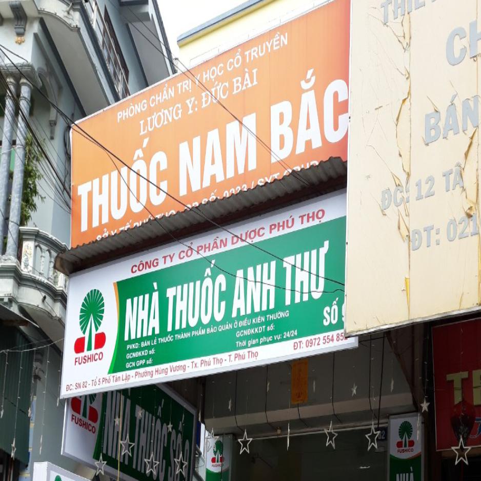 Nhà thuốc Anh Thư