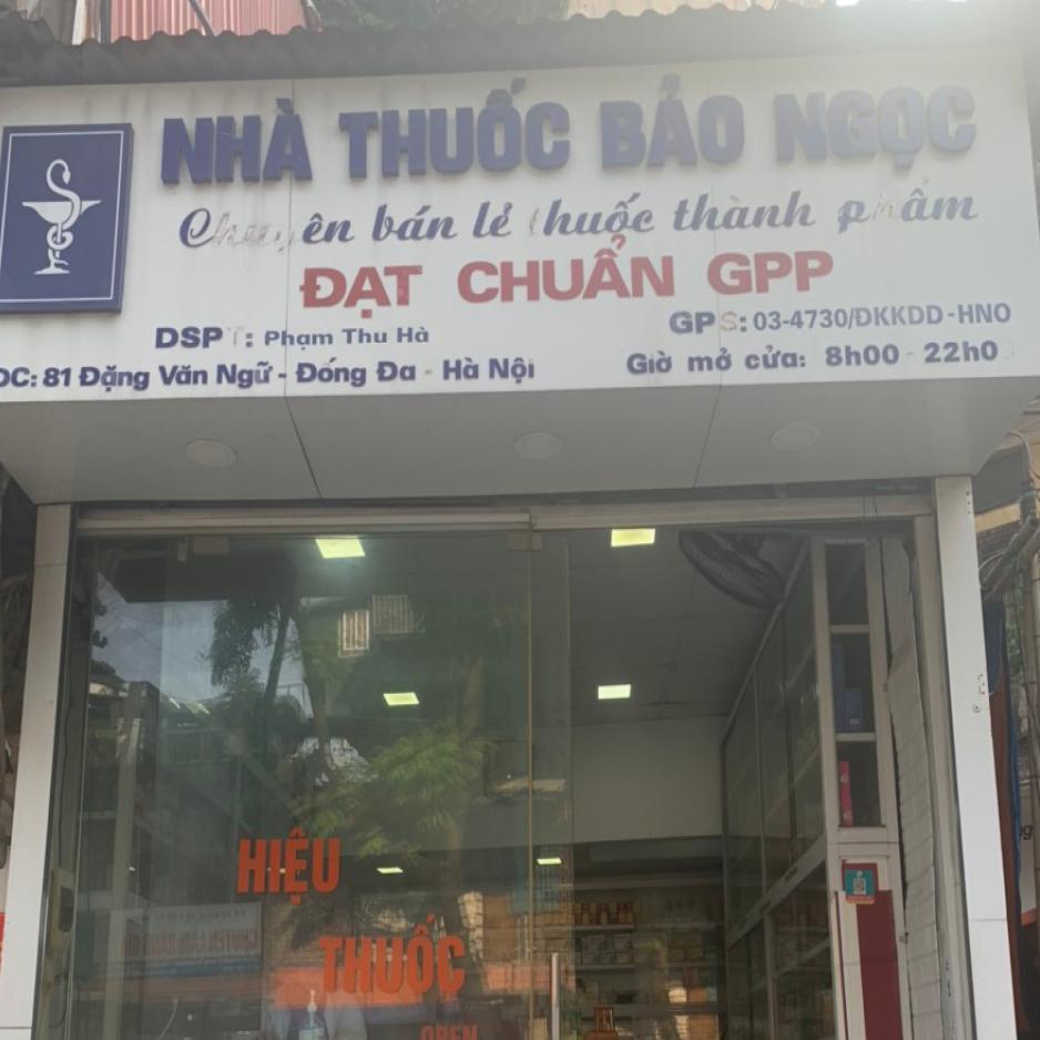 Nhà thuốc Bảo Ngọc
