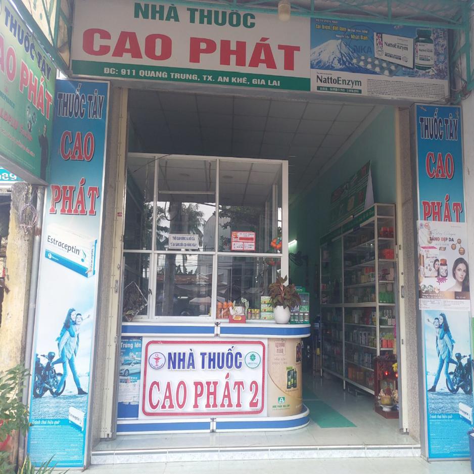 Nhà thuốc Cao Phát