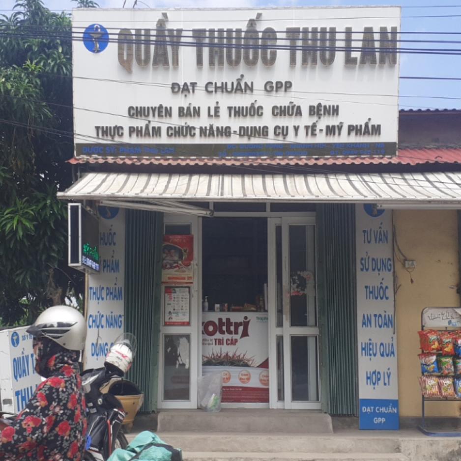Quầy thuốc Thu Lan