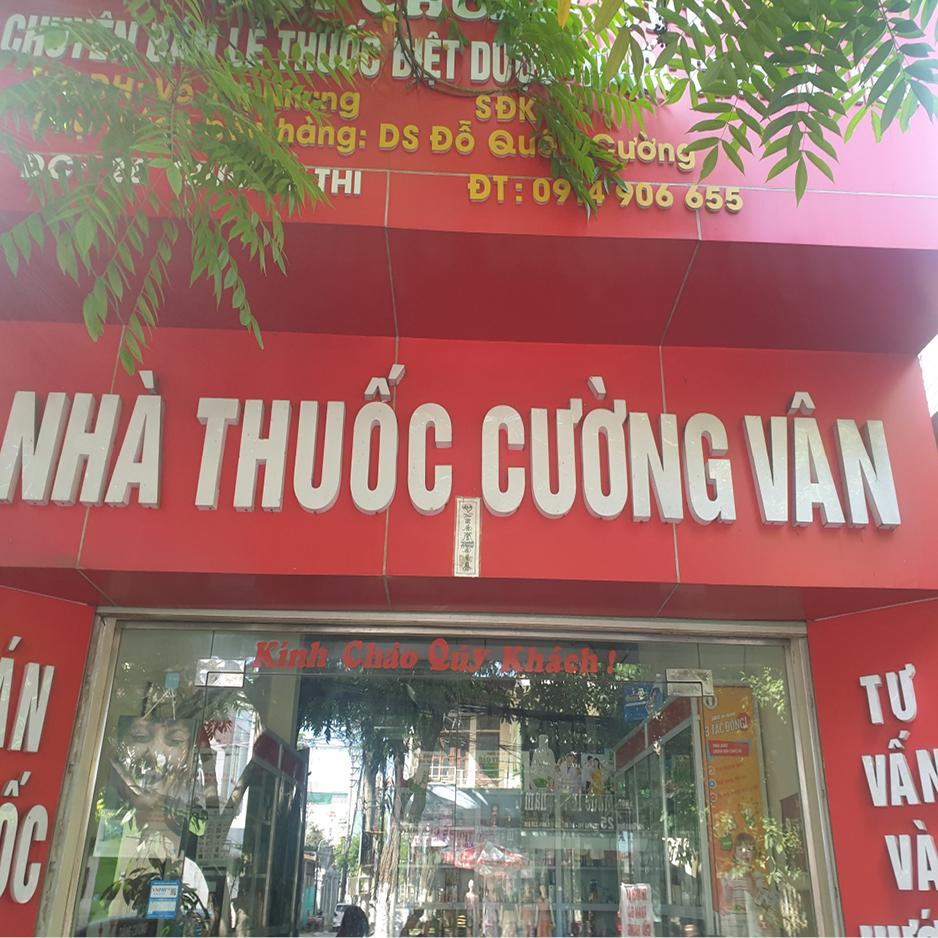 Nhà thuốc Cường Vân