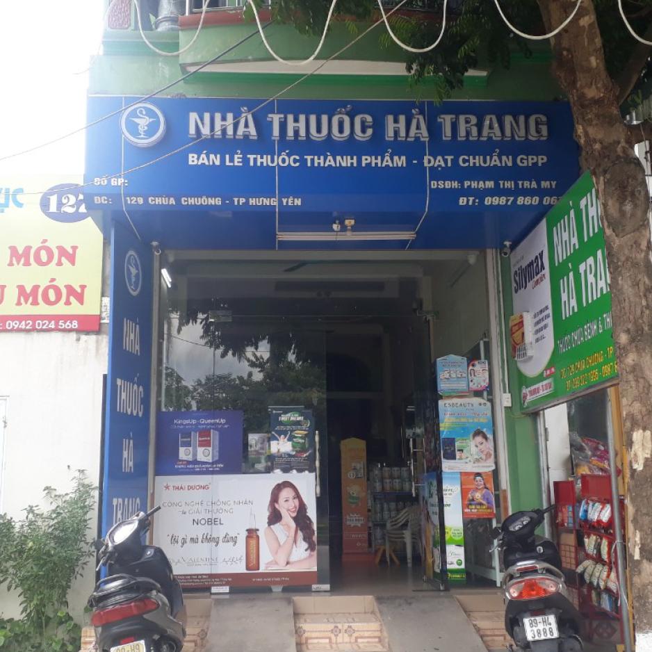 Nhà thuốc Hà Trang