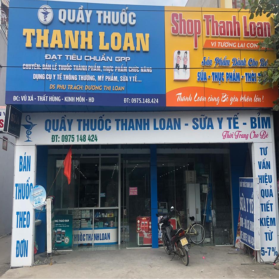 Quầy thuốc Thúy Trang