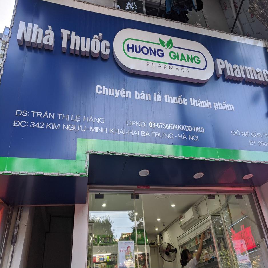Nhà thuốc Hương Giang