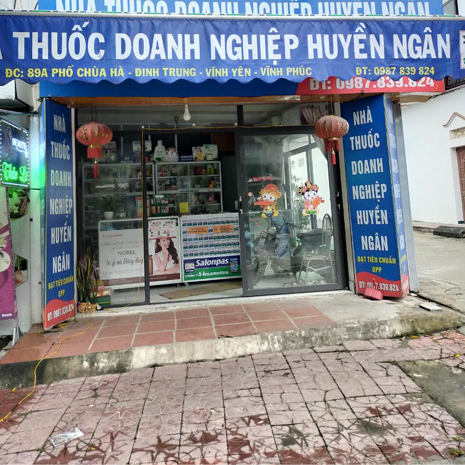 Nhà thuốc Huyền Ngân