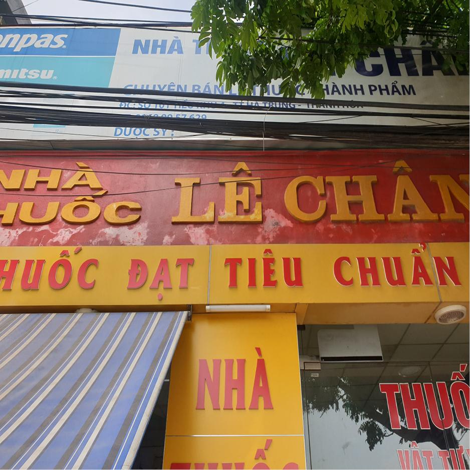 Nhà thuốc Lê Chân