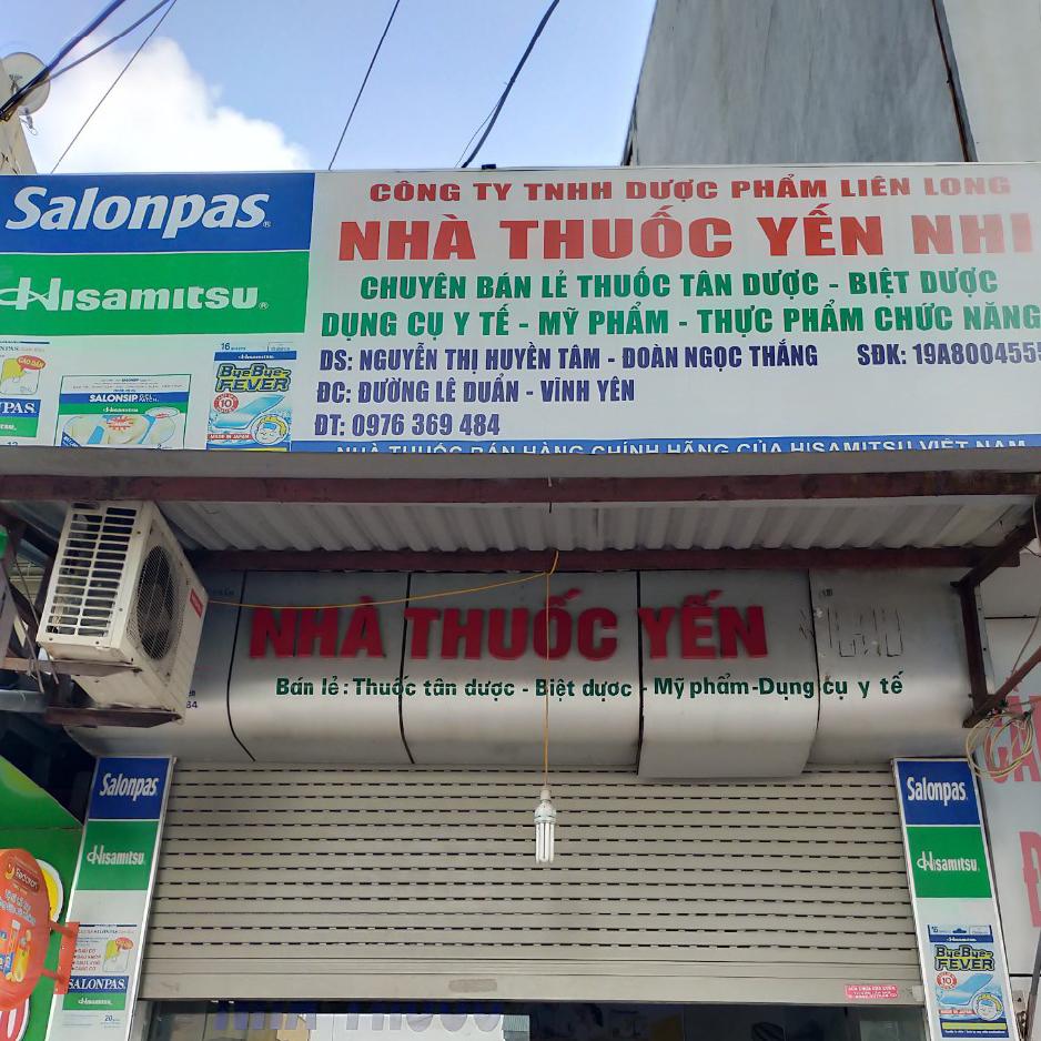 Nhà thuốc Yến Nhi