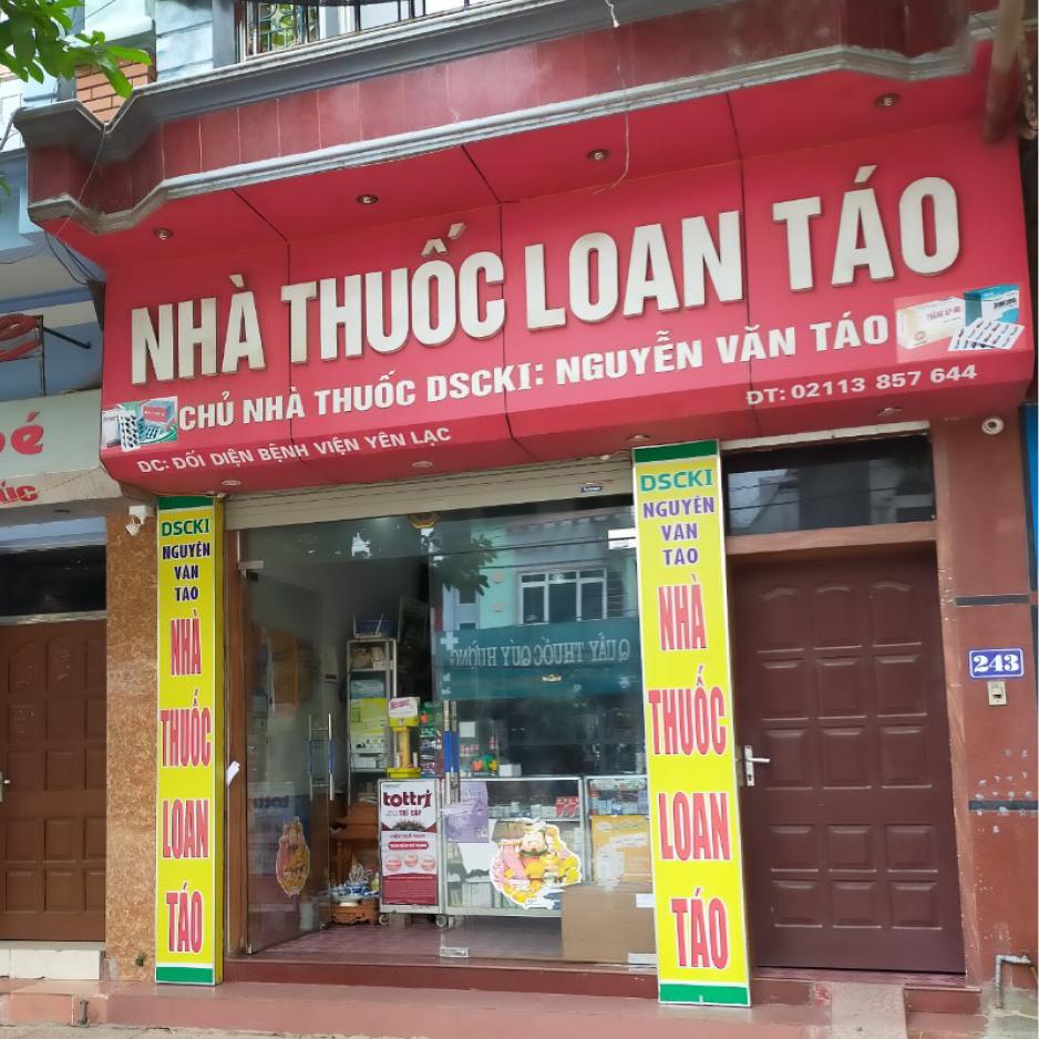 Nhà thuốc Loan Táo