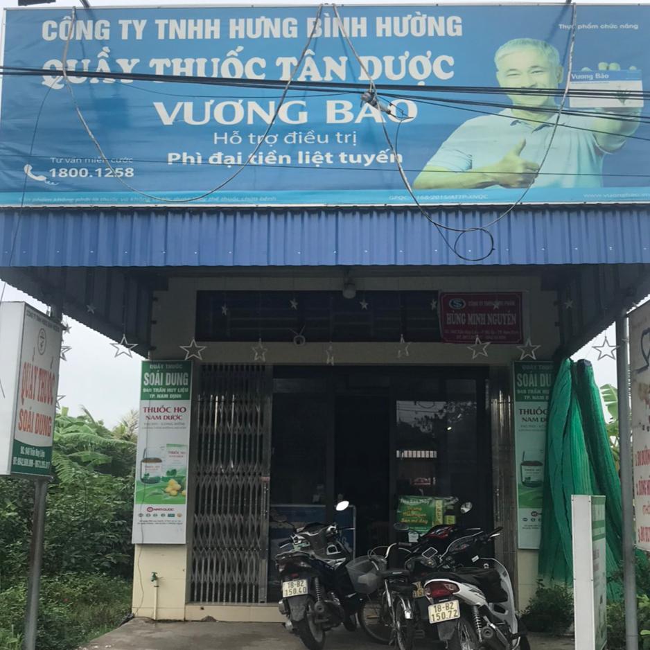 Quầy thuốc tân dược Vương Bảo