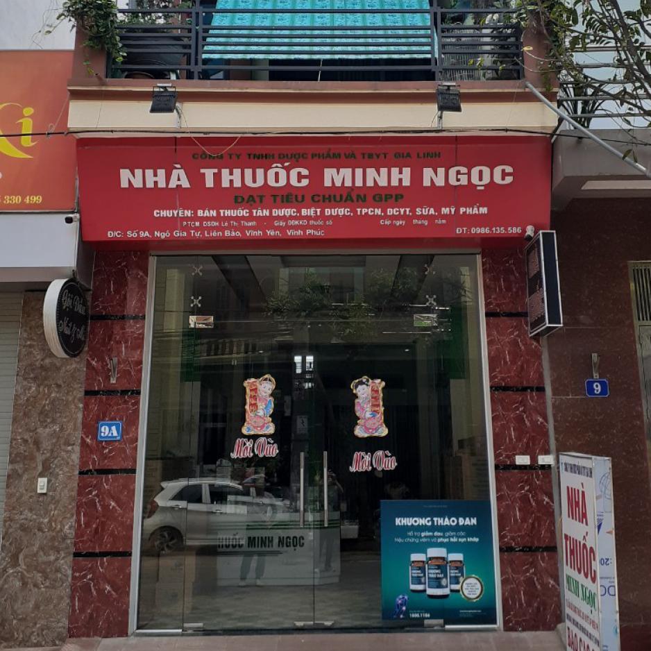 Nhà thuốc Minh Ngọc