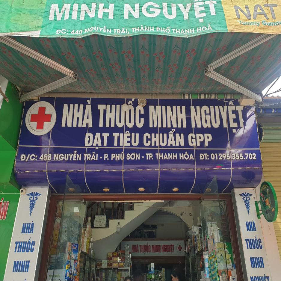 Nhà thuốc Minh Nguyệt