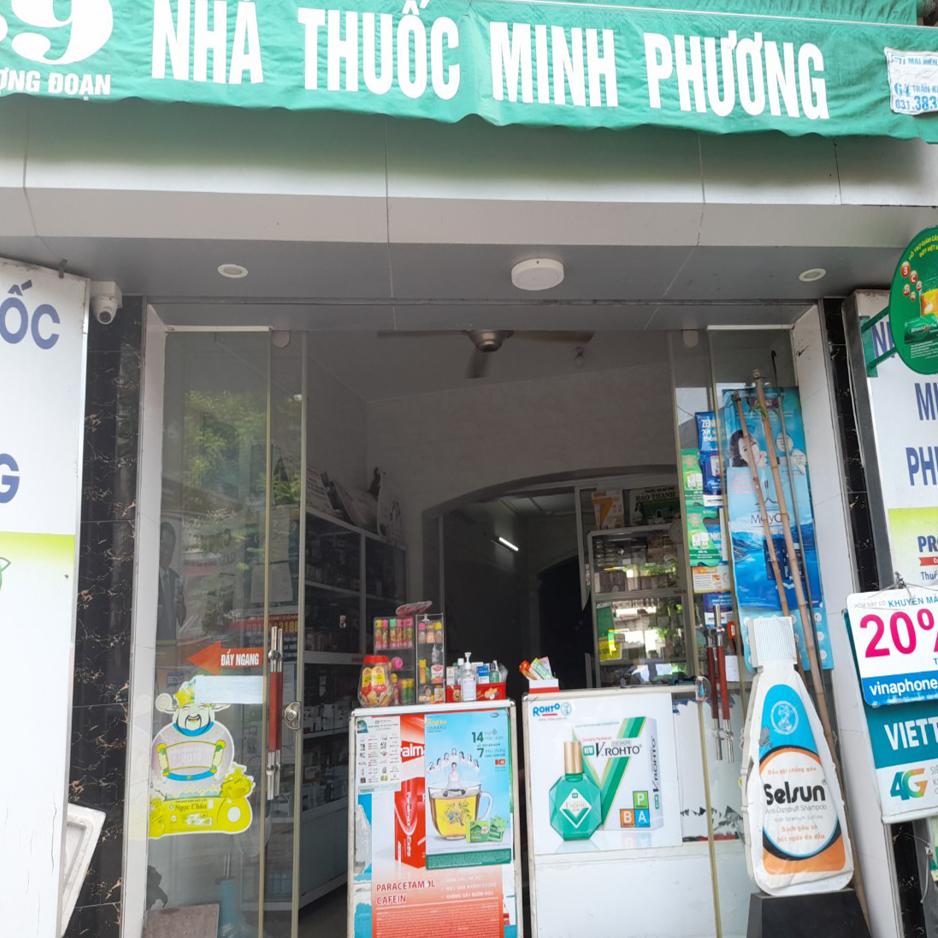 Nhà thuốc Minh Phương