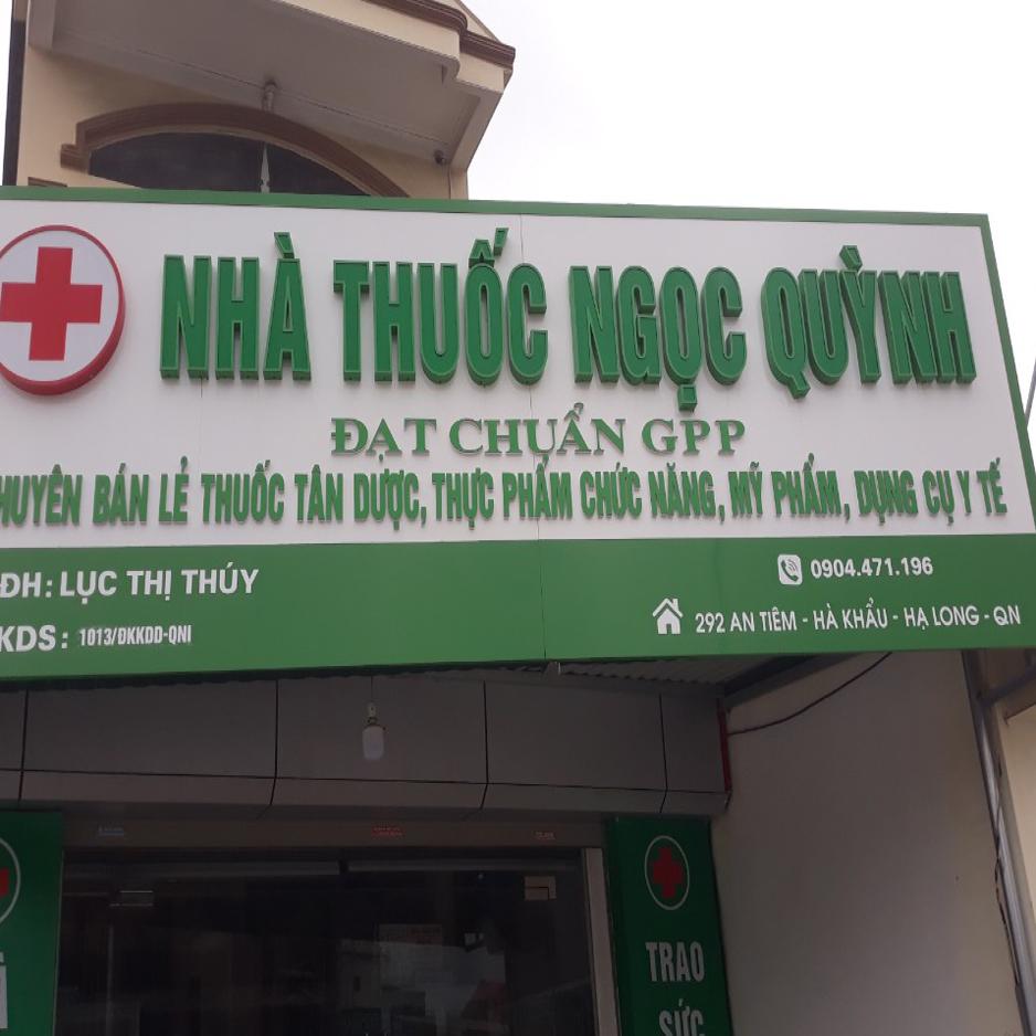 Nhà thuốc Ngọc Quỳnh