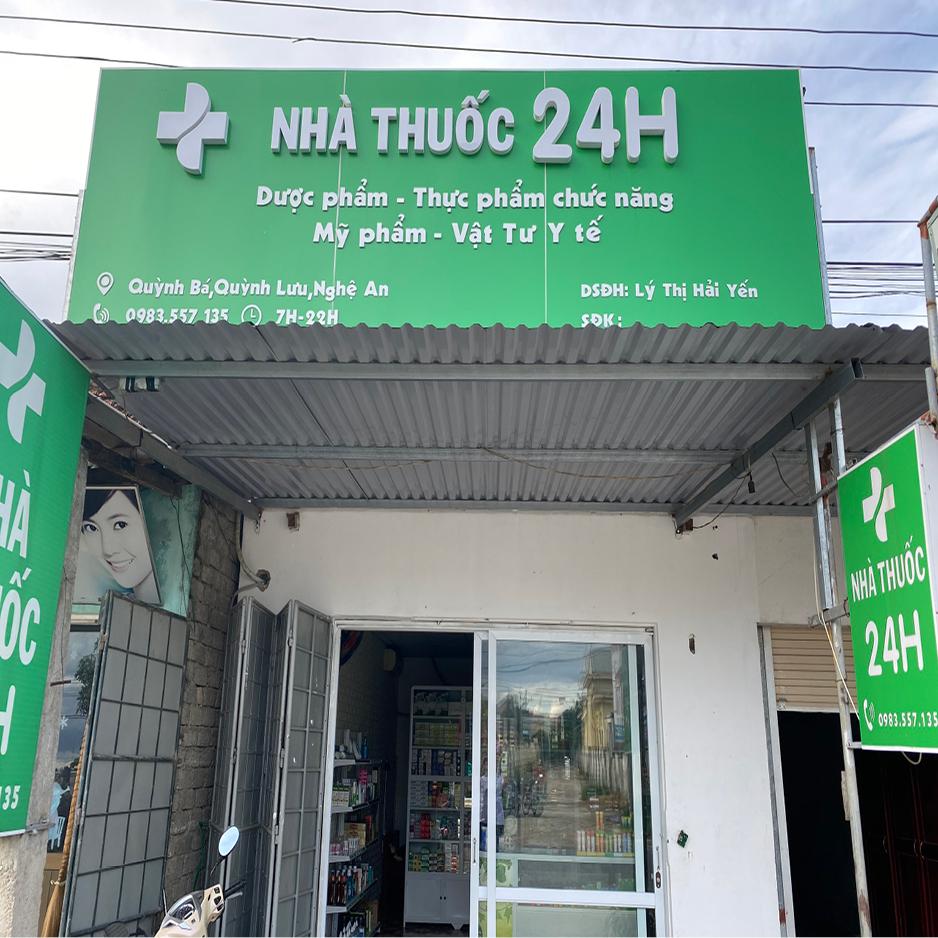 Nhà thuốc 24h