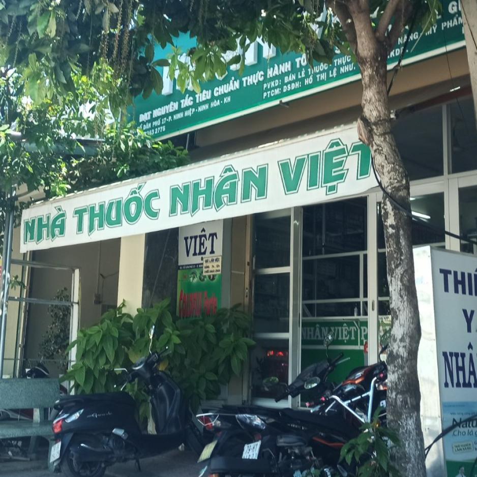 Nhà thuốc Nhân Việt